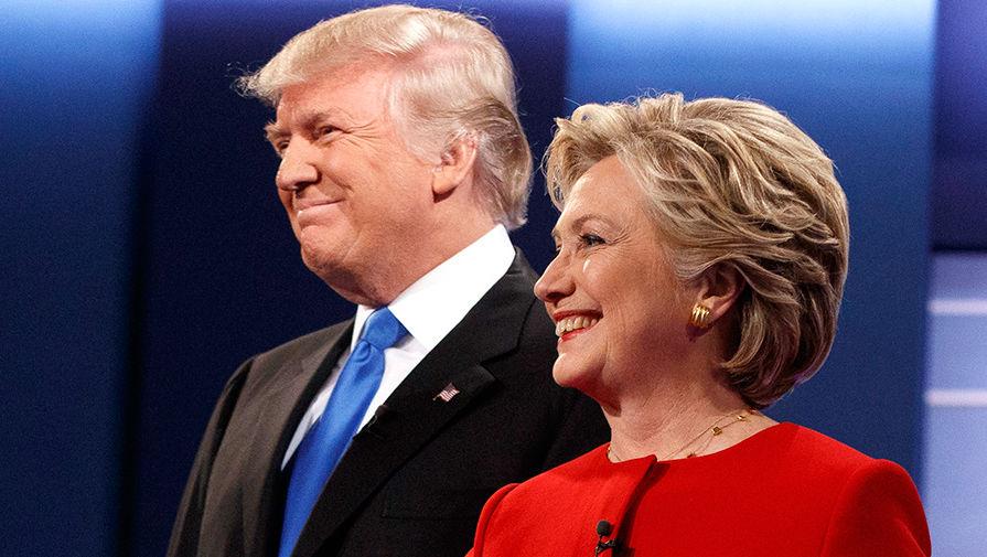 Клинтон иТрамп стали самыми непопулярными претендентами впрезиденты США— Gallup