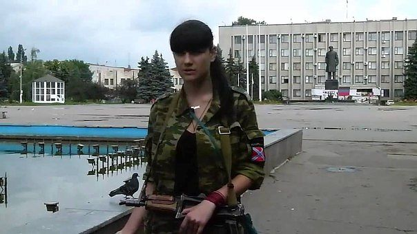 Коленкина во время оккупации Славянска