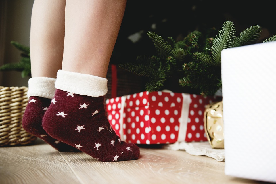 Кто придумал дарить подарки на Новый год первым?