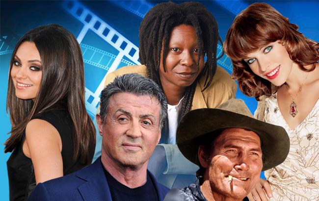 Сделано в Украине: топ-7 всемирно известных актеров украинского происхождения