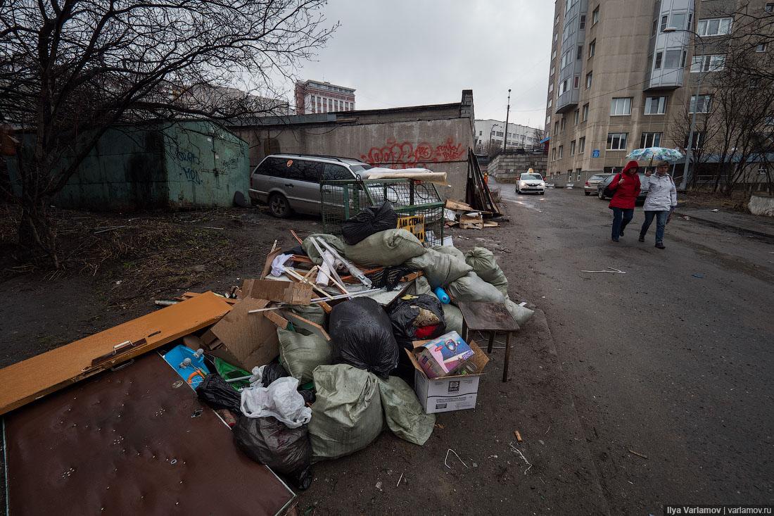 Худшие для жизни города россии фото