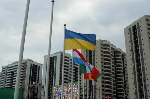 Паралимпийский огонь прибыл вРио-де-Жанейро
