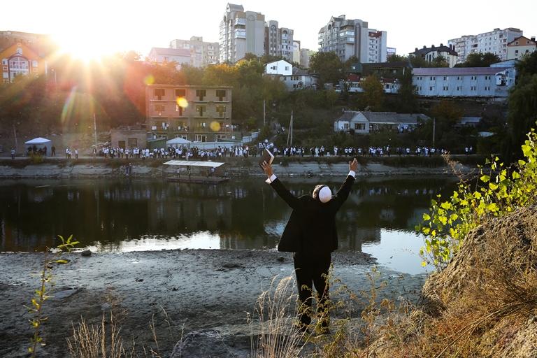 Обряд на річці Кам'янка