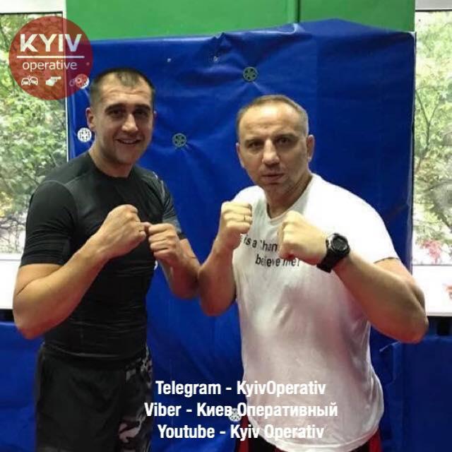 Черговий боксер: встановлено особу чоловіка, який побив підлітка в Києві