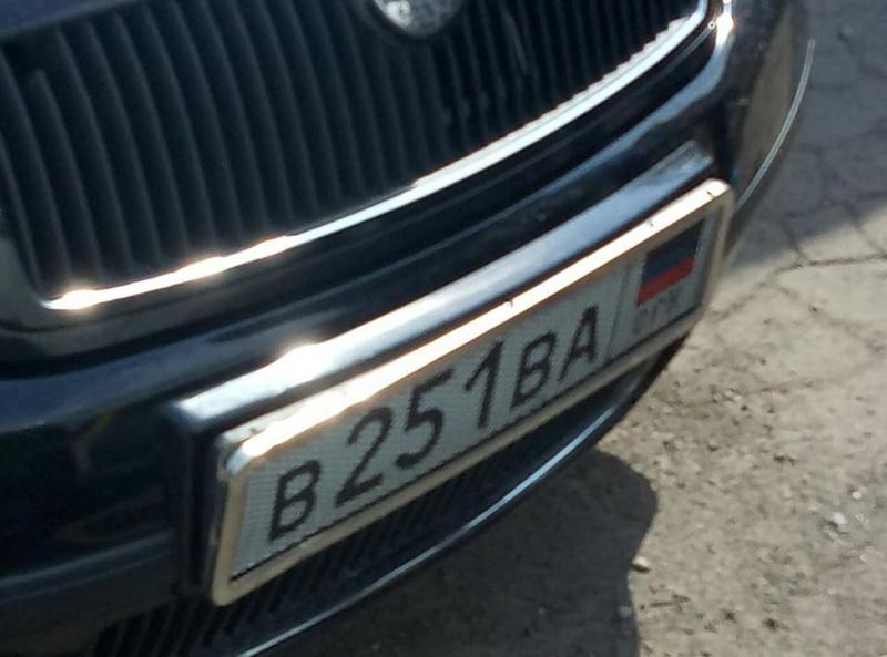 """""""Две бухие мрази"""": в Мариуполе """"украинские военные"""" катались пьяными на авто """"ДНР"""" (фото)"""
