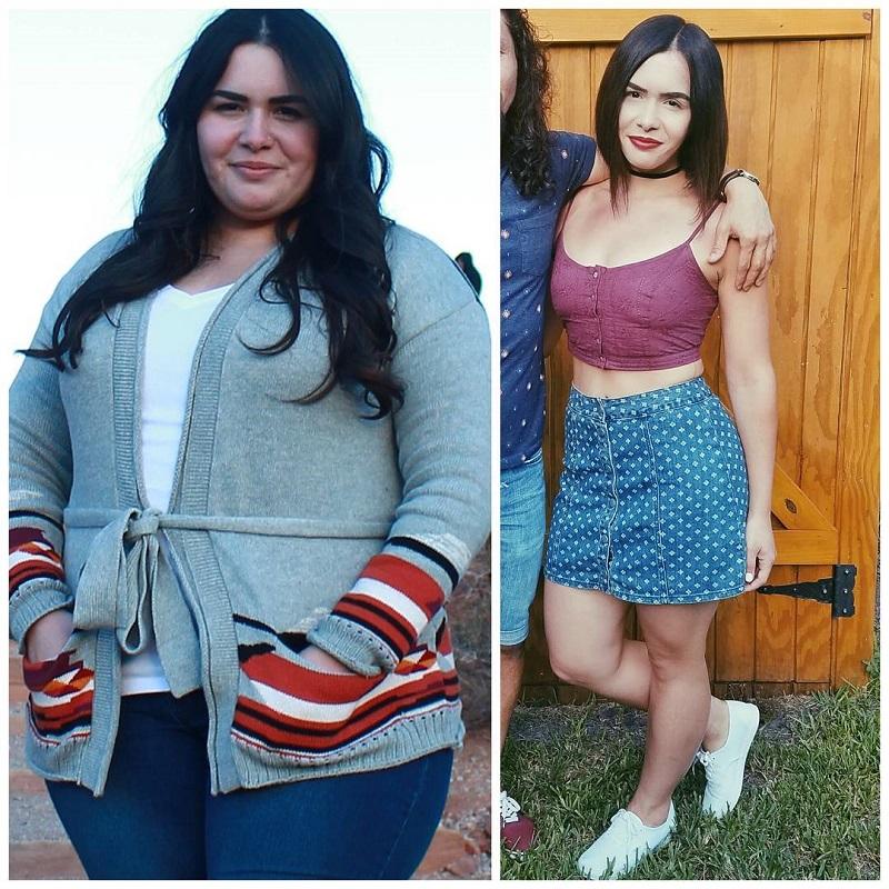 Девушка После Похудения Фото. «До и После» похудения: 30 впечатляющих фото