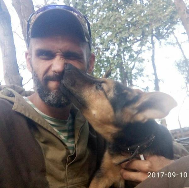 Офицера 57-й ОМПБр Андрея Беспалова провели в последний путь в Кропивницком - Цензор.НЕТ 4138