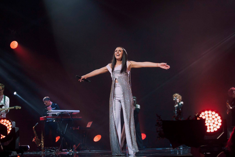 Джамала несподівано виставила на продаж сукні з Євробачення 2017