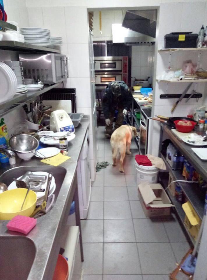 Під Києвом кухар в кафе продавав наркотики