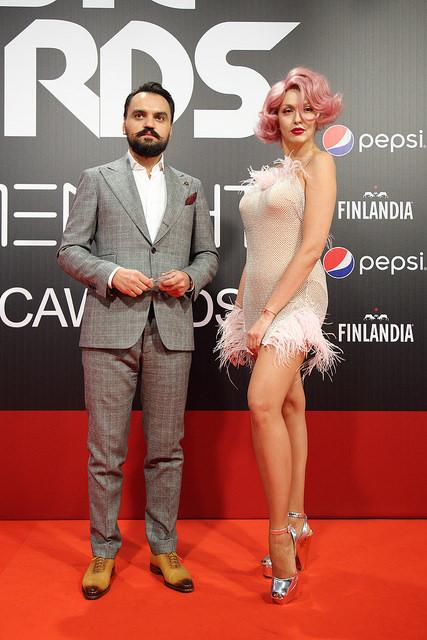 M1 Music Awards 2017: Оля Полякова справила фурор на премії