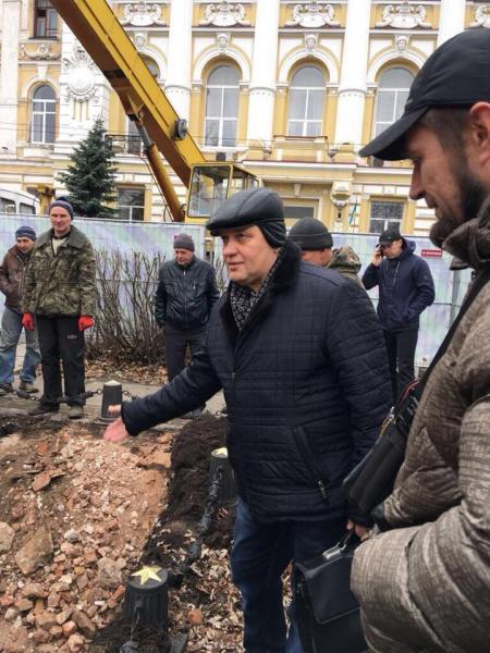 Де тіло?: у Харкові розкопали могилу відомого більшовика Руднєва (фото)