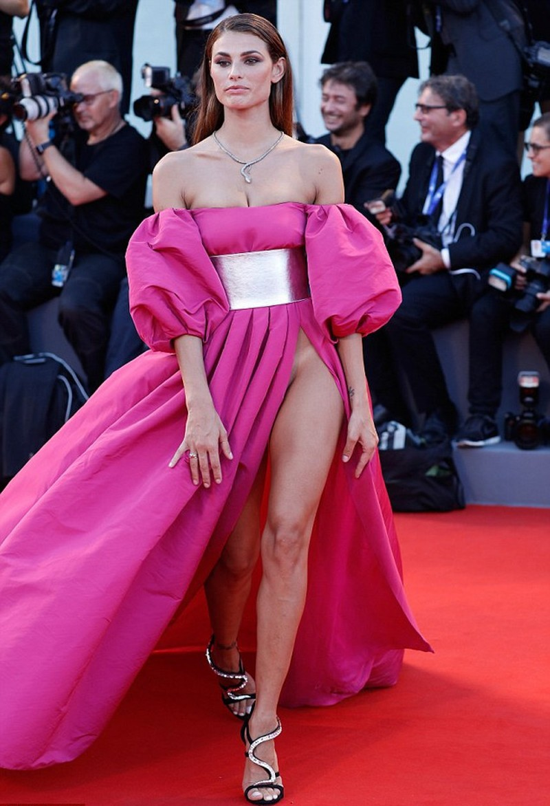 Платье венецианский кинофестиваль