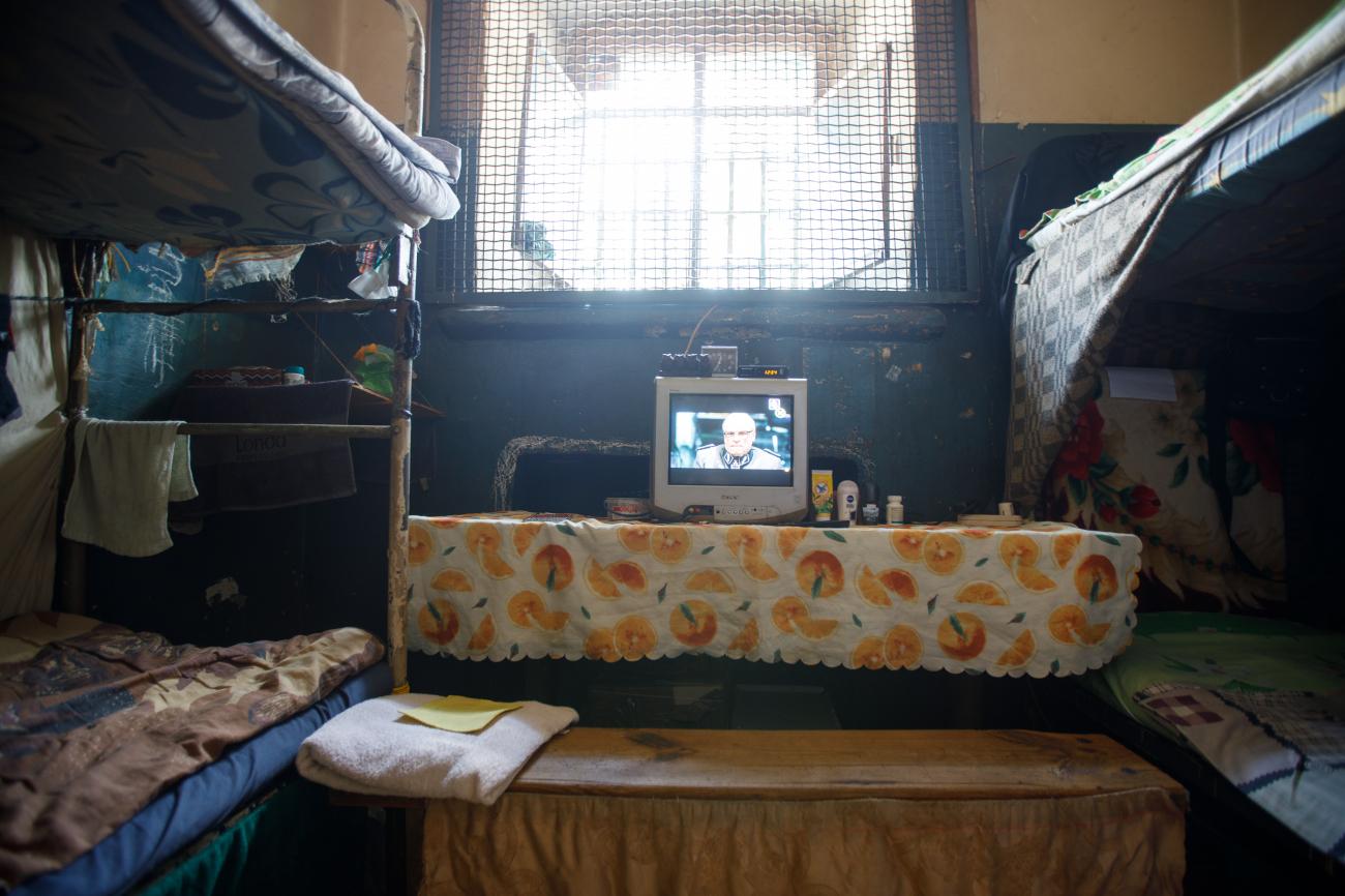 В сети появились фото VIP-камеры Лукьяновского СИЗО: как живут преступники