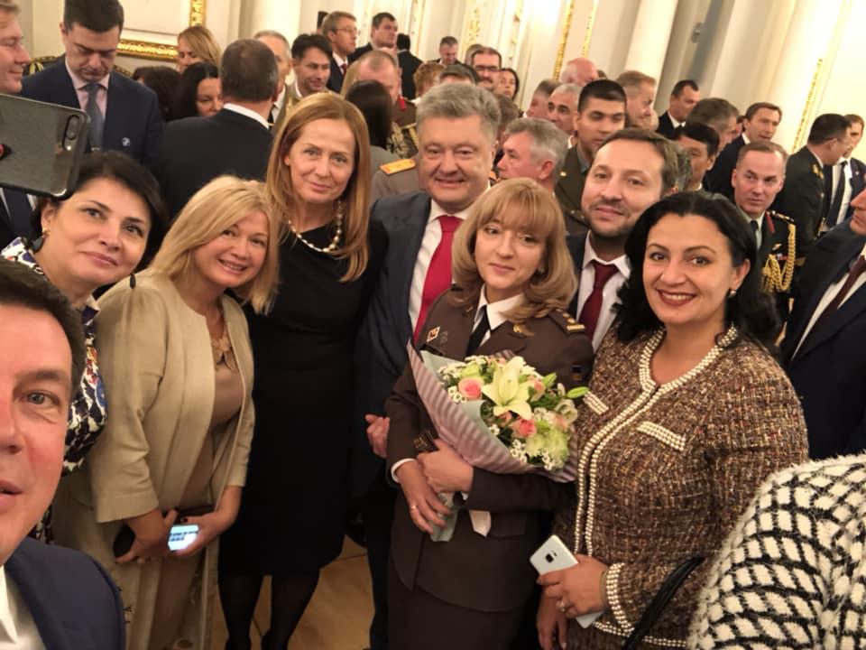 """""""Об этом говорили как в теории"""": в Украине появилась первая женщина-генерал (фото)"""