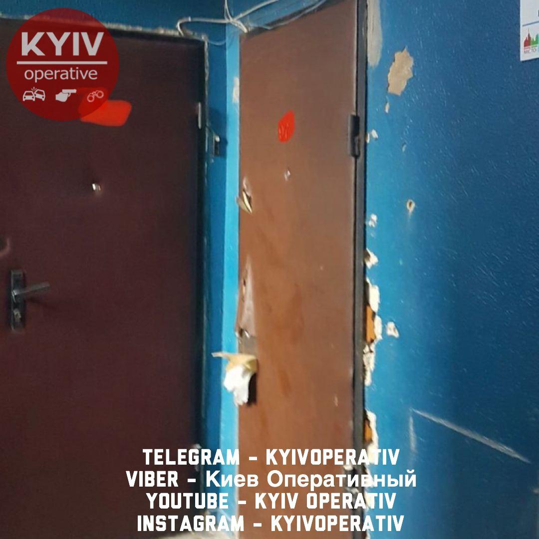 У Києві американець задушив повію - матір п'ятьох дітей