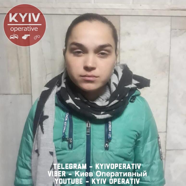 Внимание, розыск: в Киеве ищут женщину, зверски избившую ребенка (фото)