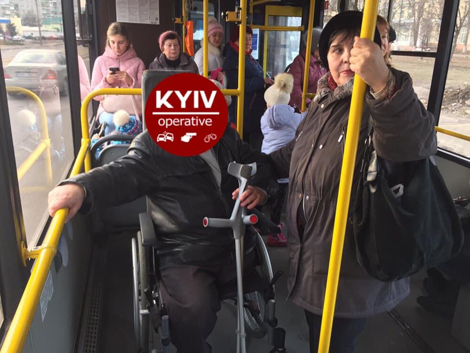 Доброта врятує світ: вчинок кондуктора маршрутки в Києві зворушив мережу