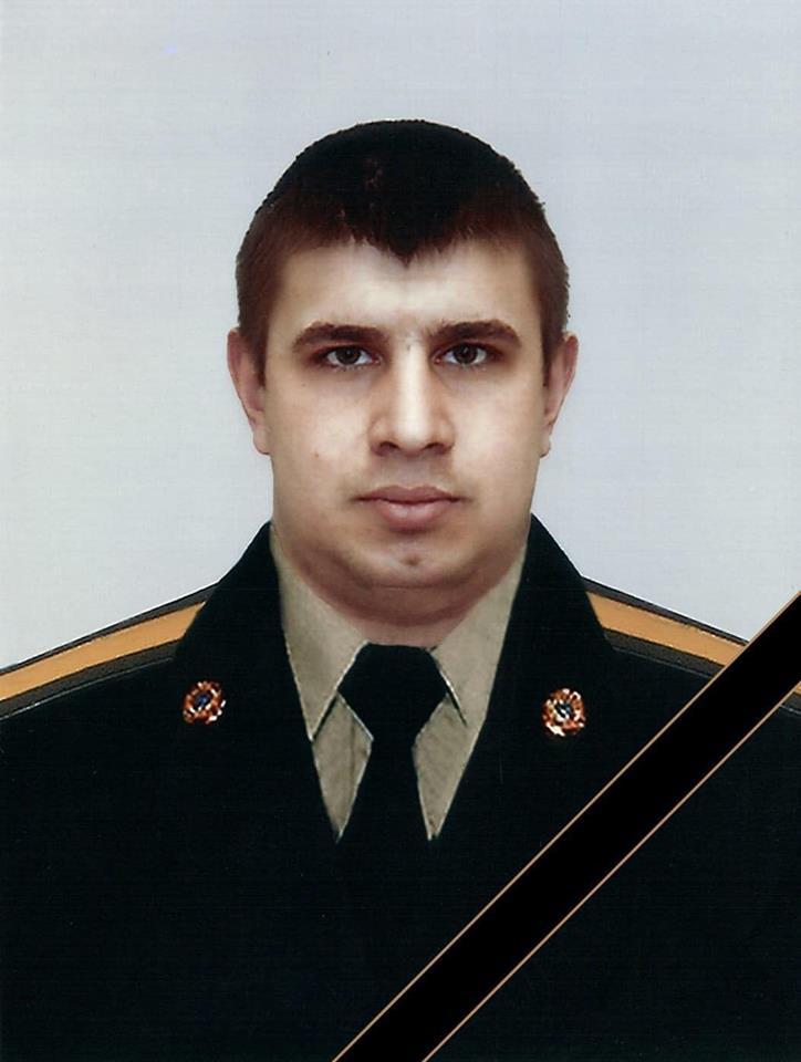 Він віддав життя за нас: в мережі показали фотографію загиблого на Донбасі сапера