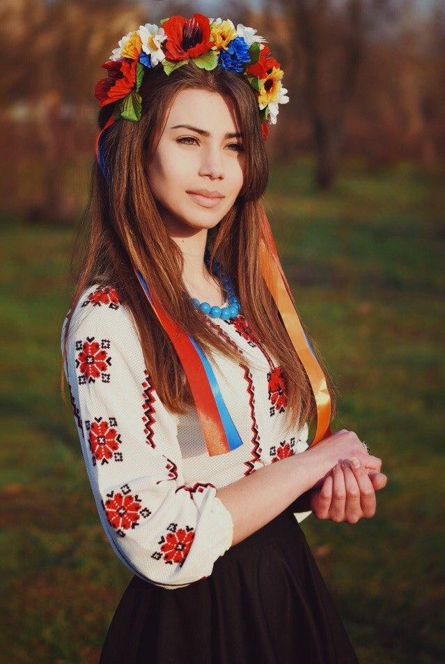 смотреть украинские красавицы