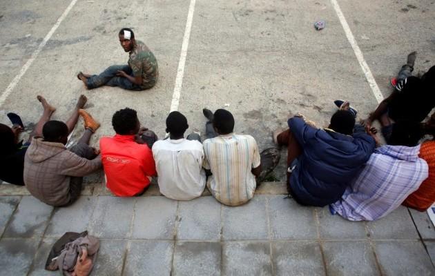 Практически полтысячи нелегалов прорвались изМарокко вИспанию