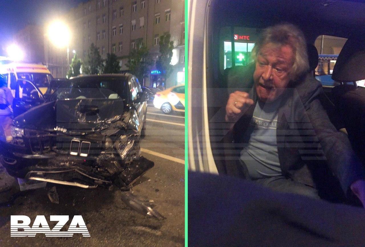 Постраждалий в ДТП з п'яним Михайлом Єфремовим помер у лікарні