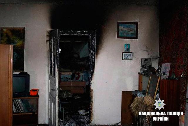 Во Львовской области в пожаре погибли двое маленьких детей (видео)