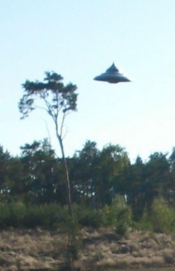 В Польше заметили НЛО: лучшее фото за последние 40 лет