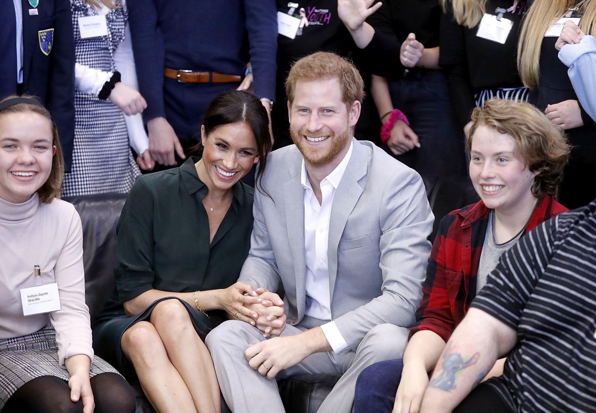 Как Меган Маркл удалось заполучить принца Гарри: вся правда об их знакомстве