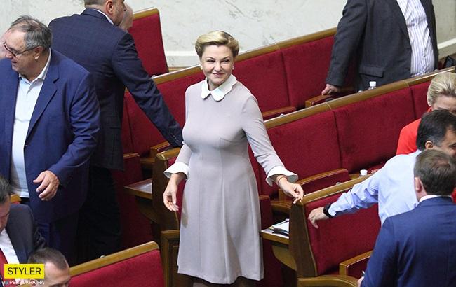 Мэри Поппинс, фуксия и юбки выше колен: в чем ходят в Раду народные избранницы