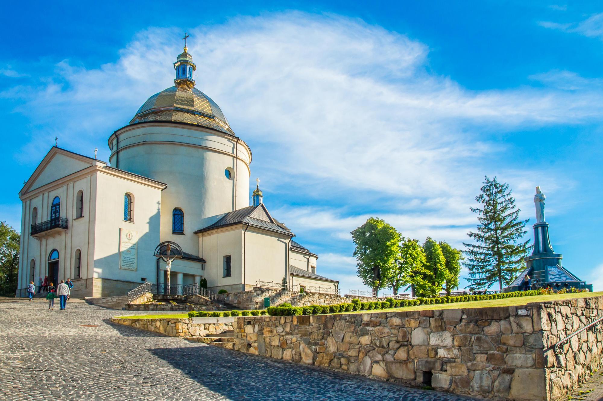 Гошевский монастырь