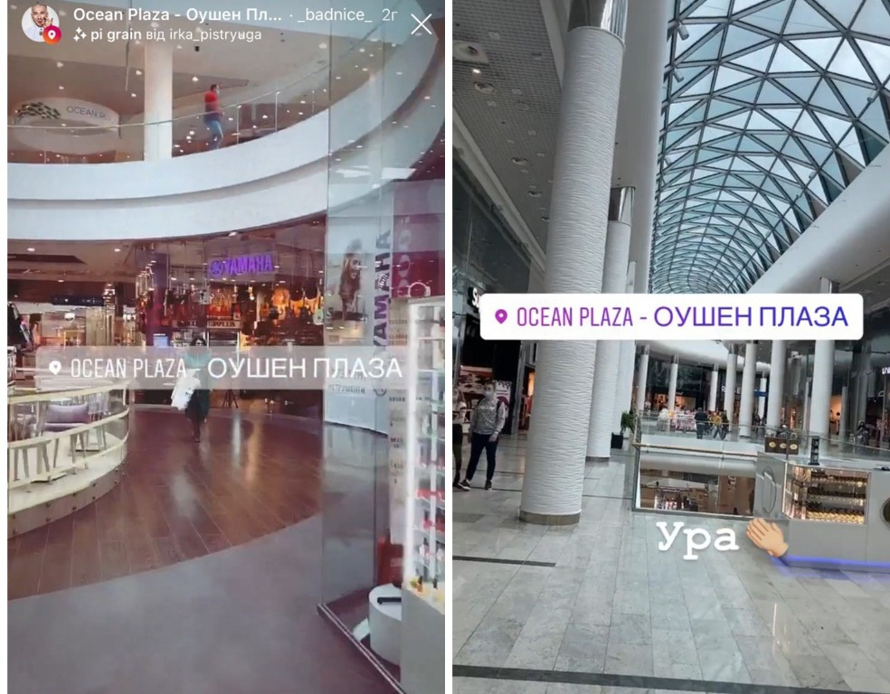 Киевляне устроили настоящий ажиотаж в торговых центрах: фото со дня открытия