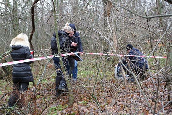 В Одесской области нашли останки пропавших без вести детей и их мать