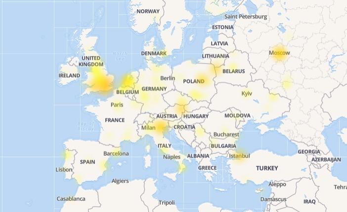 Глобальный сбой в работе Instagram: что случилось