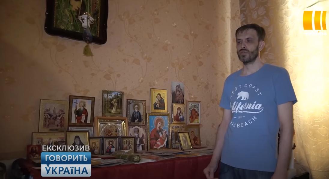 """Одесит заморив голодом сина: """"мені батько Іона в монастирі сказав, що треба постити"""""""