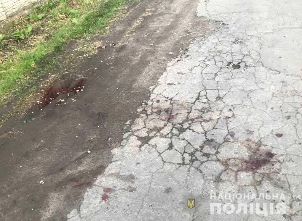 Под Ровно избили водителя маршрутки, который не остановился, где его просили (фото)