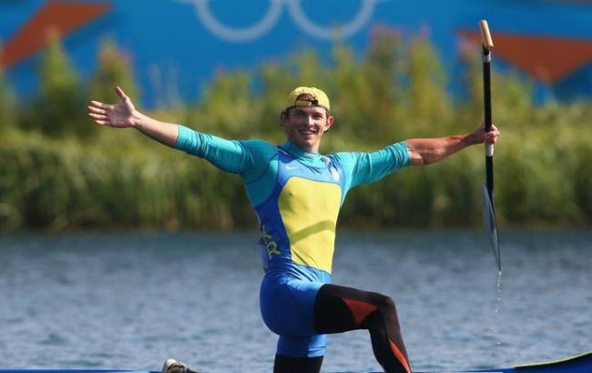 Каноист Юрий Чебан принес Украине 2-ое  «золото» Олимпиады