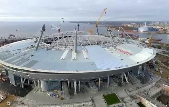 Виталий Мутко: 3сентября планирую посетить стадион вПетербурге, поговорю сгубернатором