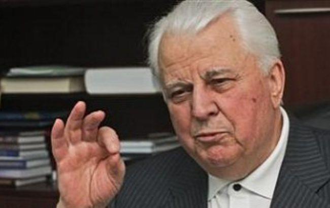 Кравчук: Попытка силой подчинить Украинское государство будет последним днем Российской Федерации