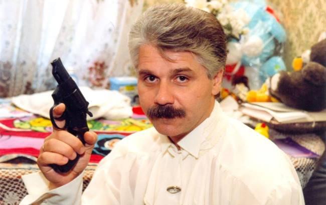 Преступники вернуть Зиброву сумку спеснями