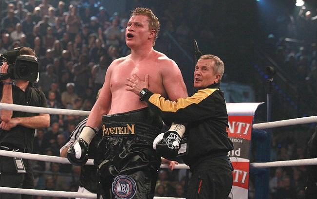 WBC подтвердил перенос боя между Поветкиным и Уайлдером