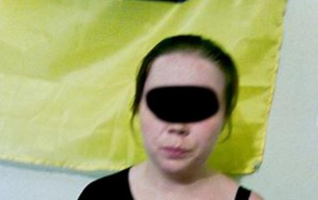 СБУ: ВТорецке задержана медработница-информатор боевиков «ДНР»