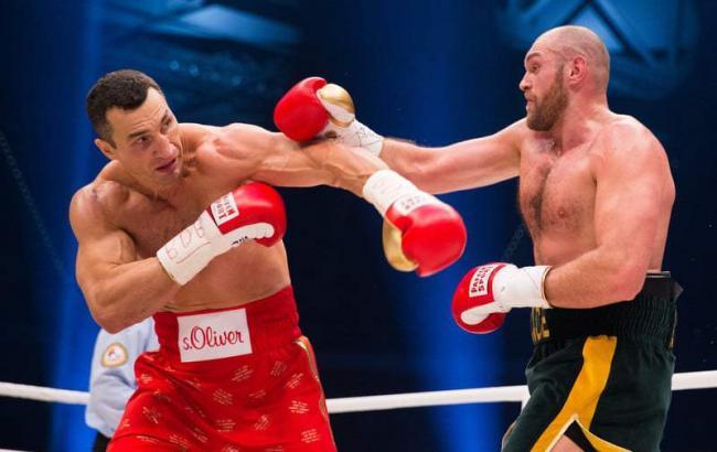 Вкоманде Фьюри подтвердили дату реванша сВладимиром Кличко