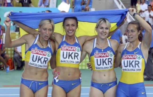Украинки заняли два призовых места наэтапе «Бриллиантовой лиги» вЦюрихе