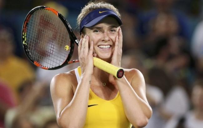 Украинская теннисистка Свитолина вышла втретий раунд состязаний наОлимпийских играх