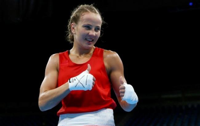 Украинка вышла вбоксерский четвертьфинал— ежедневник Олимпиады