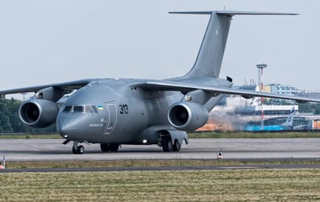 Украинский самолет эффектно выступил наавиасалоне вБерлине: появилось вид ...