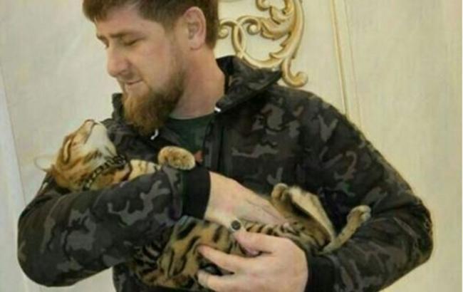 Рамзан Кадыров принял участие впраймериз «Единой России»