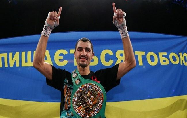 Постол запретил тренеру называть его русским боксером