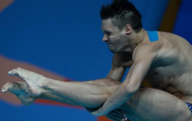 Кваша вышел вфинал на3-метровом трамплине