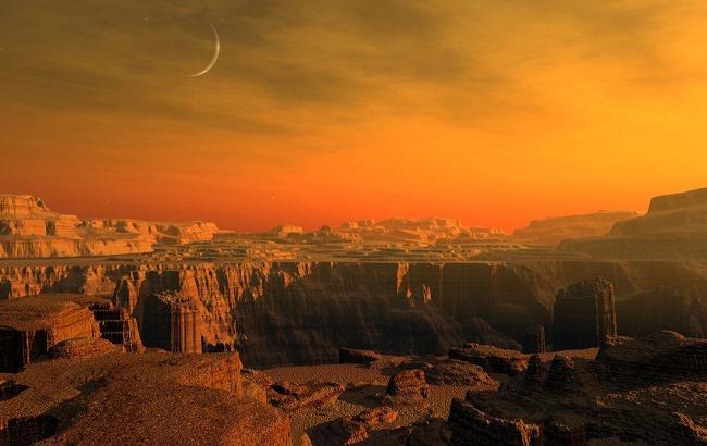 Ученые считают, что атмосферу Марса «сдуло» Солнце